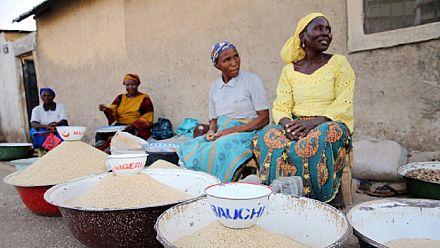 Baisse de l'inflation au Nigeria