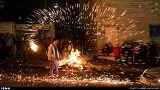 چهارشنبه سوری؛ مراسمی با دهها زخمی و دست کم ۹ جانباخته