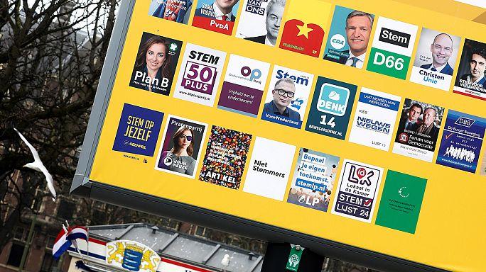 الانتخابات الهولندية ابرز اهتمام أوروبي ليوم الأربعاء الخامس عشر من آذار مارس 2017