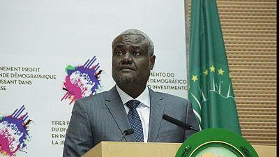 Le Tchadien Moussa Faki Mahamat prend la direction de l'Union africaine