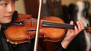 Il prezioso Stradivari, rubato e ritrovato dopo 35 anni
