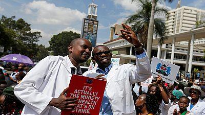 Kenya: la fin de la grève des médecins