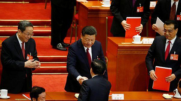 Trumpot a kínai Népi Kongresszus sem tudta megkerülni