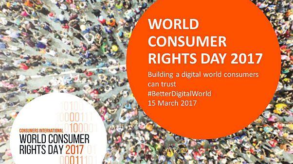 Ψηφιακή απειλή και Παγκόσμια Ημέρα Καταναλωτή