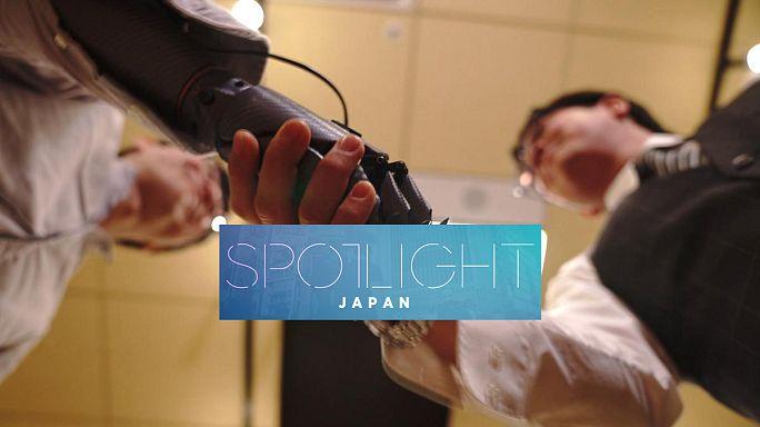 Robotique, impression 3D, peinture : le Japon innove dans la santé