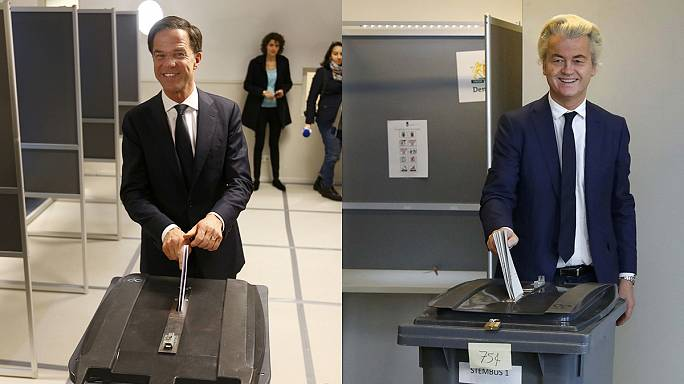 Europe watches closely as the Netherlands votes