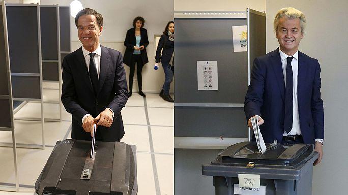 Holanda elige a su futuro gobierno en unas elecciones que medirán la temperatura del populismo en Europa