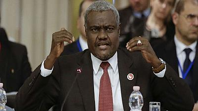 Chadian Faki Mahamat takes over as African Union Commission head