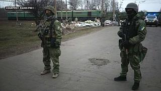 Ukraine slaps cargo ban on traffic with separatist east