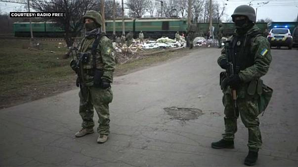 Kiev yönetiminden doğu sınırına 'kargo trafiği' yasağı