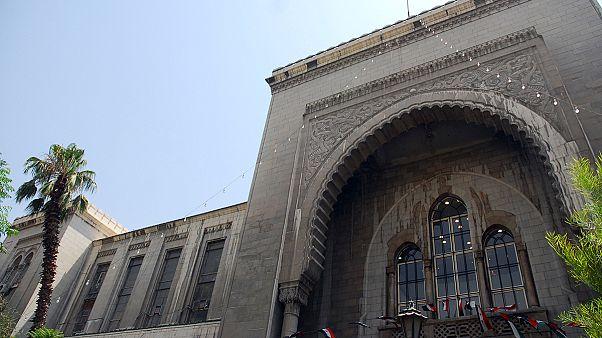 A bíróságon robbantottak Damaszkuszban