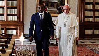Le pape annule sa visite en République démocratique du Congo