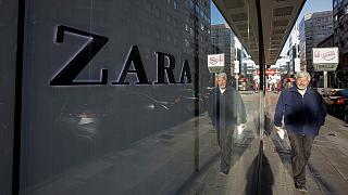 Inditex see profits rise on bigger sales to emerging markets and online growth