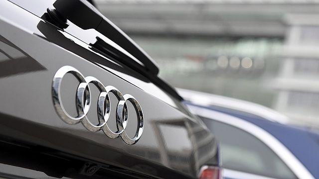 "Buscas na Audi no âmbito do ""dieselgate"""