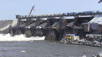 Liberia: la restauration d'un barrage contribue au développement économique des PME-PMI