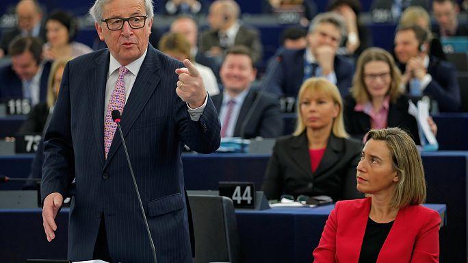 EU leaders hit back at Erdogan as Turkey threatens migrant deal