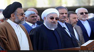 روحانی در جلسه پایان سال دولت: اقتصاد مقاومتی اختصاص به سال ۹۵ ندارد