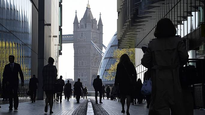 UK jobless rate falls but wage growth weakens again