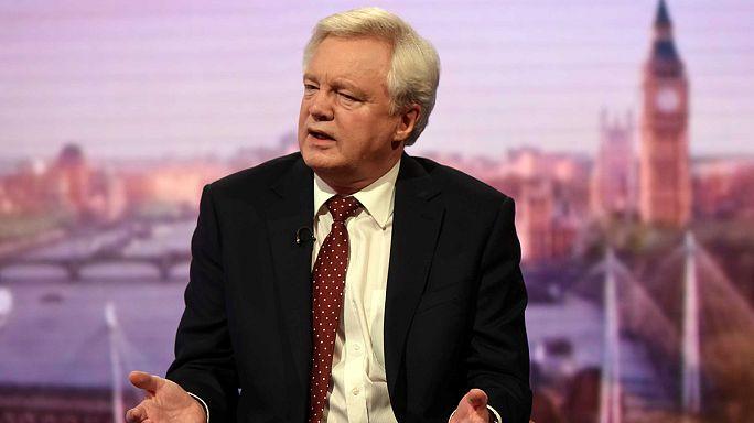 Υπουργός Brexit: Άγνωστες οι συνέπειες ενός «ναυαγίου» στις συζητήσεις με την ΕΕ
