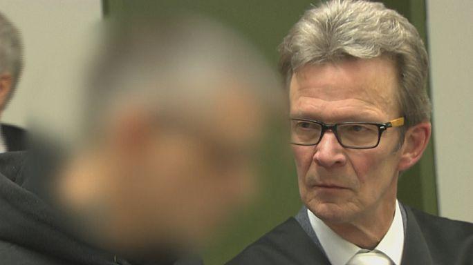 محکومیت چهار راست گرای افراطی در آلمان