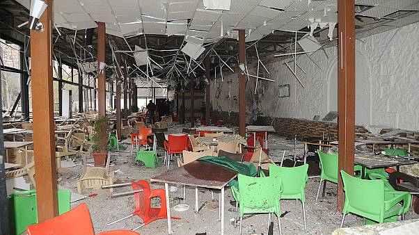 Şam'da çifte intihar saldırısı
