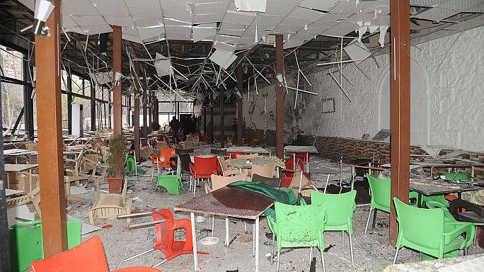 Подвійний самогубчий бомбовий напад у столиці Сирії