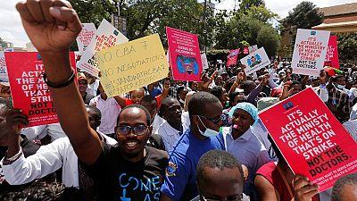 Kenyans welcome end of Doctors strike