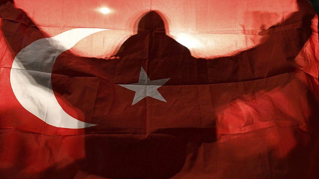 Nouvelle passe d'armes entre l'UE et la Turquie
