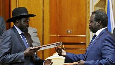 South Sudan government calls for Machar to be blacklisted