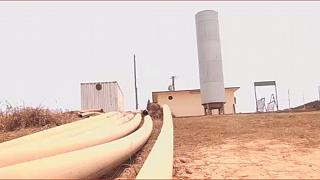 Cameroon: Biogas production at Hysacam catchment and treatment plant