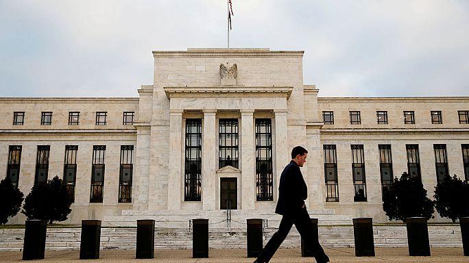 ФРС підняла процентну ставку до 1%