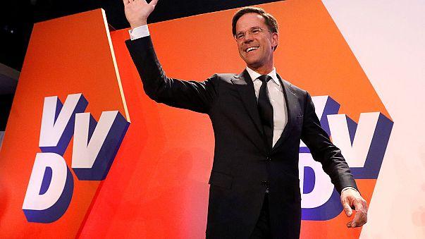 Paesi Bassi, il liberale Mark Rutte sbarra l'avanzata del populista Geert Wilders
