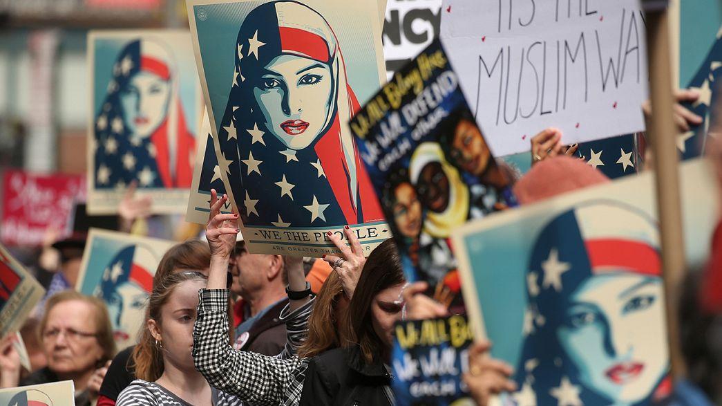 El veto migratorio de Trump, de nuevo paralizado (y ya van dos)