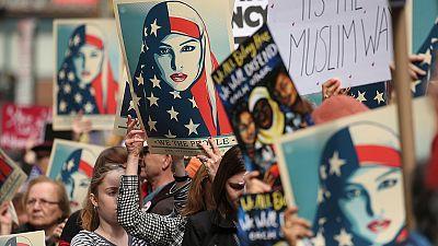 La seconde mouture du décret anti-immigration de Trump suspendue à son tour