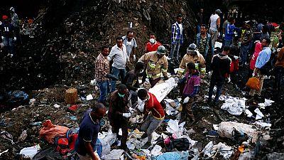 Eboulement de terrain en Éthiopie : le bilan passe à 115 morts