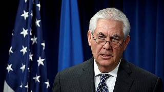 Tillerson starts key Asia tour facing US foreign budget cuts