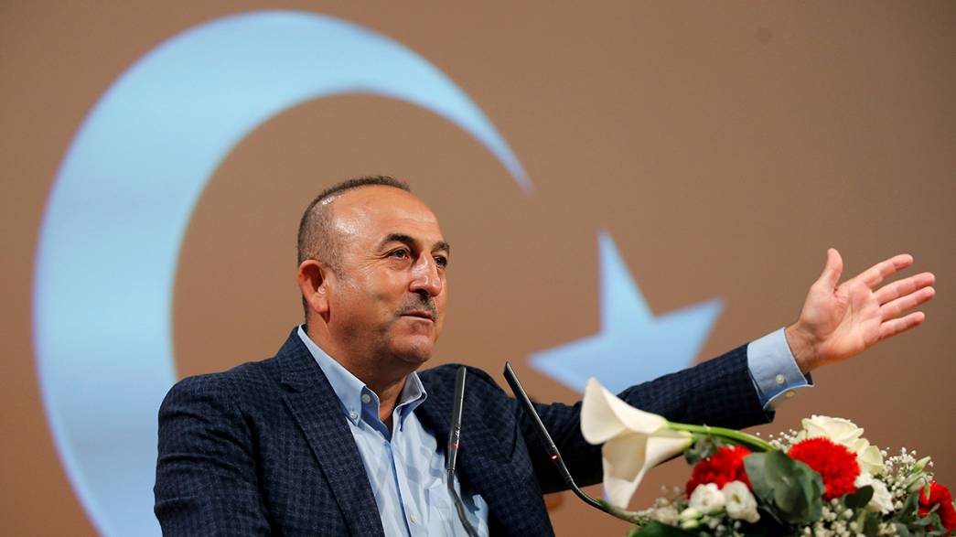 Turkish foreign minister predicts 'religious war' in Europe