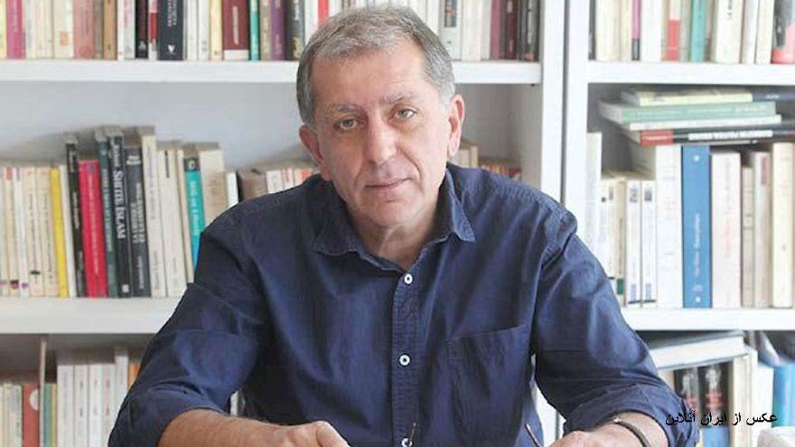 مراد ثقفی روزنامه نگار و مدیر مسئول مجله گفتگو دستگیر شد