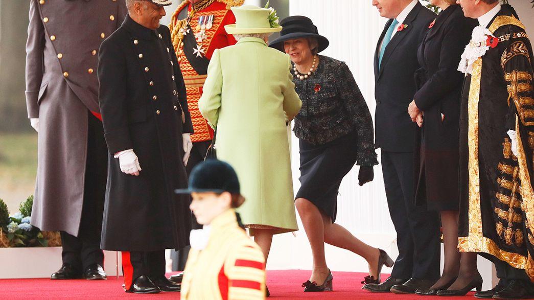 ملکه بریتانیا بر لایحۀ جدایی از اتحادیه اروپا مهر تایید زد