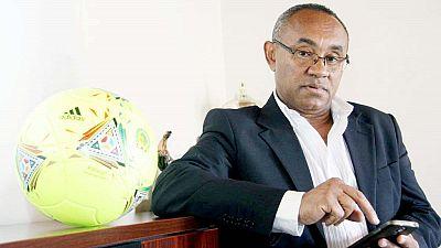 Le Malgache Ahmad Ahmad élu nouveau président de la CAF