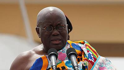 Ghana's President defends appointing 'elephant-size' government of 110 ministers