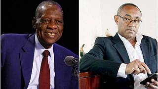 Ahmad Ahmad ousts long-serving Issa Hayatou as African football chief
