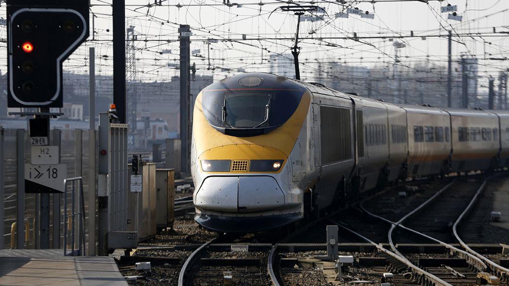 Eurostar відновлюється після падіння пасажиропотоку торік