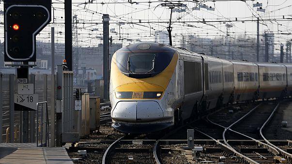 Manş Denizi tünelinin hızlı tren yolcusu arttı