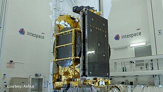 Hamarosan útjára indul az elektromos műhold