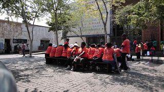 Crise autour du paiement des aides sociales en Afrique du Sud [no comment]