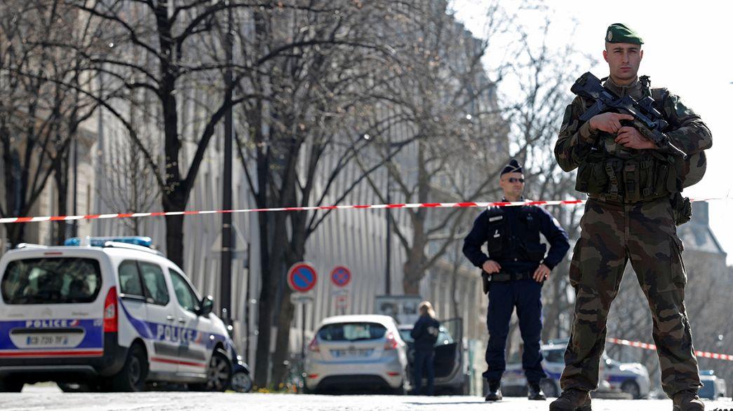 Colis piégés: Après le ministère des Finances à Berlin, le FMI à Paris