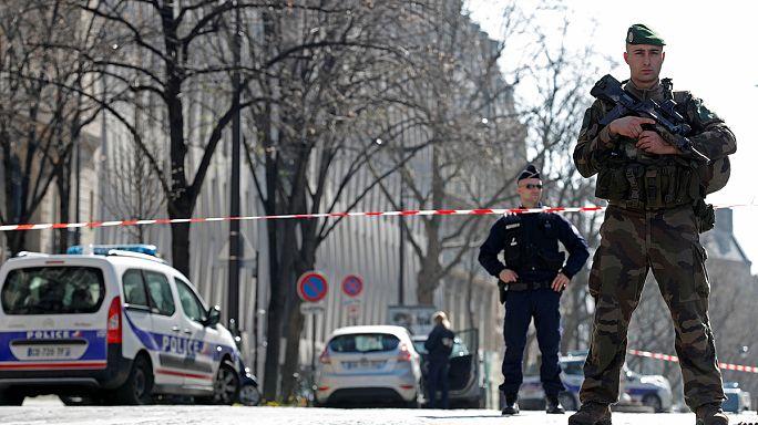 IMF'nin Paris'teki merkezinde patlama: 1 yaralı