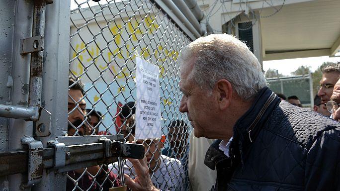 Δημήτρης Αβραμόπουλος: «Ευρωπαϊκή Ένωση και Τουρκία να συνεχίσουν να συνεργάζονται στο μεταναστευτικό»