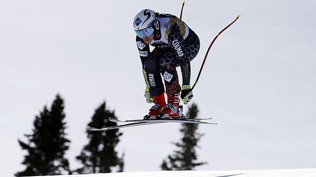 Αλπικό σκι: Η κρυστάλλινη σφαίρα του super g στην Τίνα Βαϊράτερ